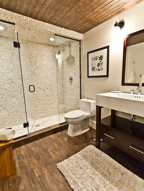 Tile And Wood Flooring Home Design Ideas, Pictures ...