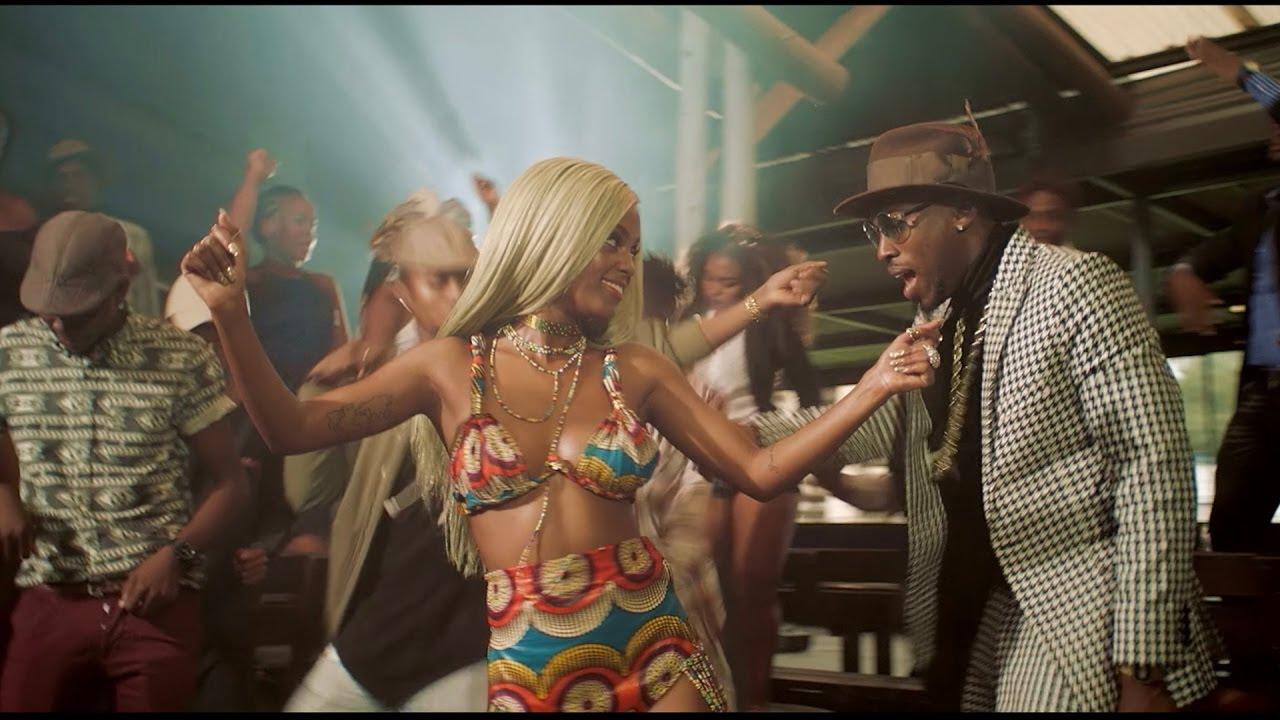 VIDEO: Orezi - Just Like Dat ft. Vanessa Mdee