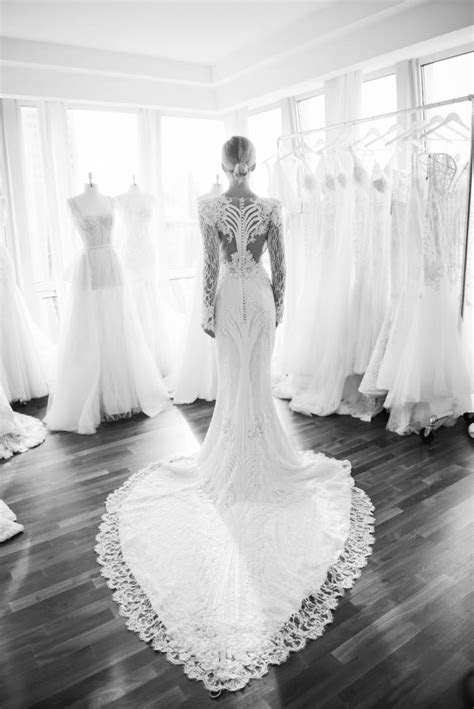 Pallas Couture: La Blanché in NYC   Wedding Gown