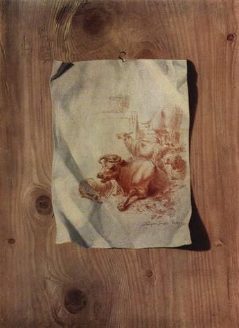 Генри Фузели, 1750 год, тромплей
