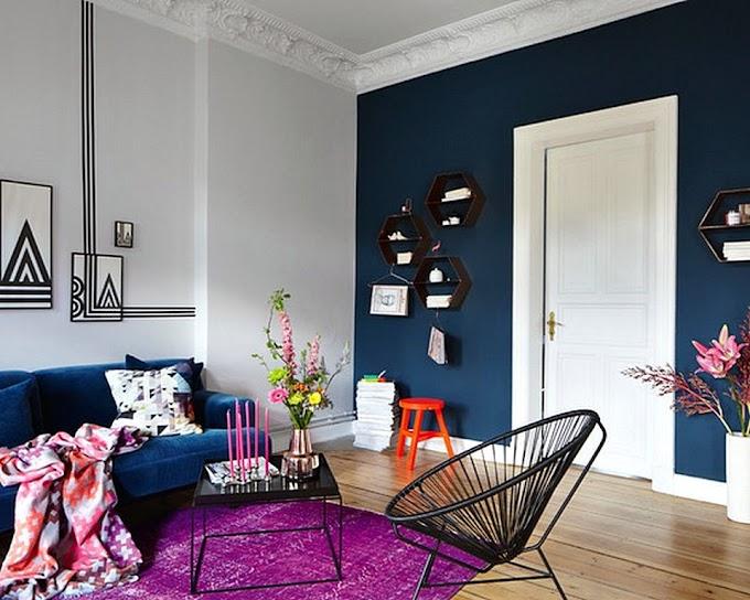 Warna Cat Yg Bagus Untuk Ruang Tamu | Ide Rumah Minimalis