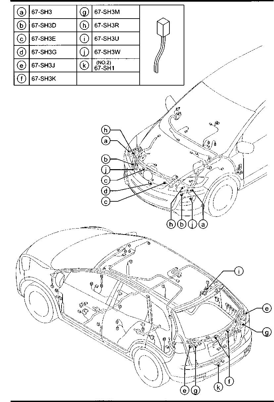2005 Mazda 3 Trunk Diagram Best Wiring Diagrams Belt Igno Belt Igno Ekoegur Es