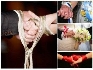 Handfasting Ceremony is a simple & traditional ceremony