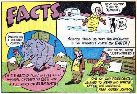 Henry Boltinoff Comic Book Facts 7