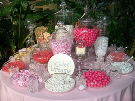 Weddings By Laura: CANDY TABLES!