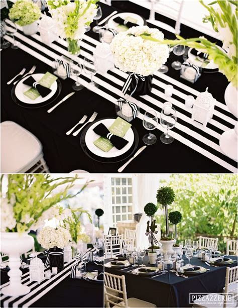 Best 25  Striped wedding ideas on Pinterest   Black and