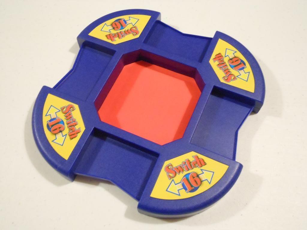 Switch 16 dice tray