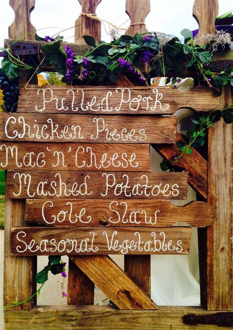 Best 25  Fall wedding menu ideas on Pinterest   November