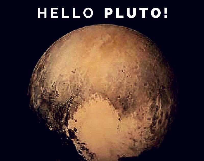 nine planets pluto - photo #38