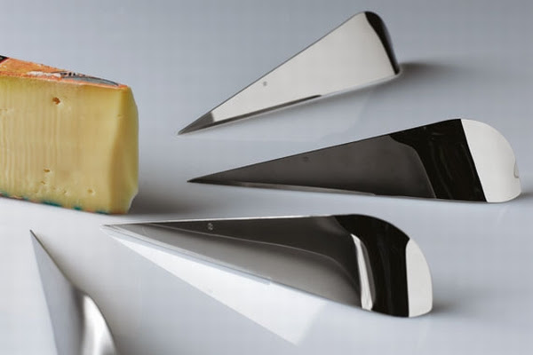 Slice Cheese Knife By Anita Dineen Takes Home Vogue Living Design