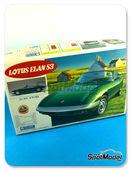 Maqueta de coche 1/24 SpotModel - Gunze Sangyo - Lotus Elan