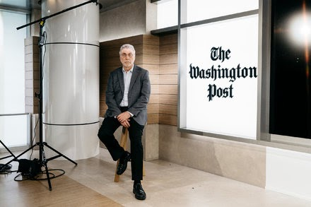 TREND ESSENCE:Marty Baron Made The Post Great Again. Now, the News Is Changing.