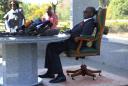 Zimbabwe's Mugabe no longer able to walk, president says