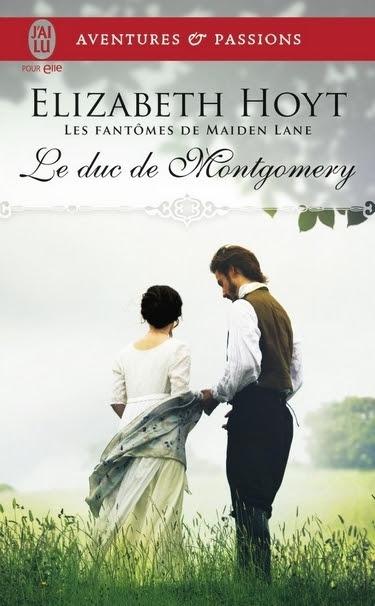 Couverture Les fantomes de Maiden Lane, tome 10 : Le duc de Montgomery