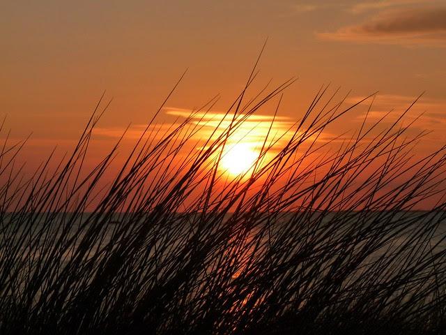 25089 - Sunset, Llanelli