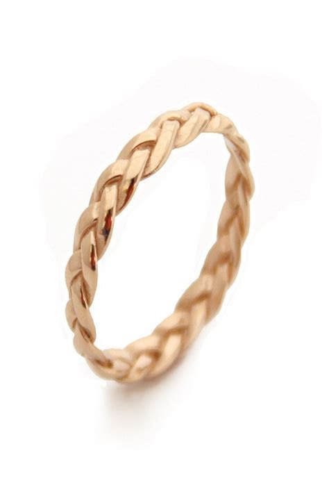 Best 25  Braided ring ideas on Pinterest