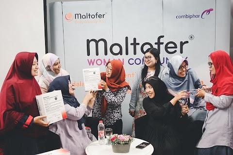 Maltofer: Pentingnya Zat Besi Untuk Ibu Hamil, Anak dan Orang Dewasa
