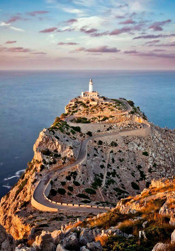 Faro de Formentor, Mallorca, Spain