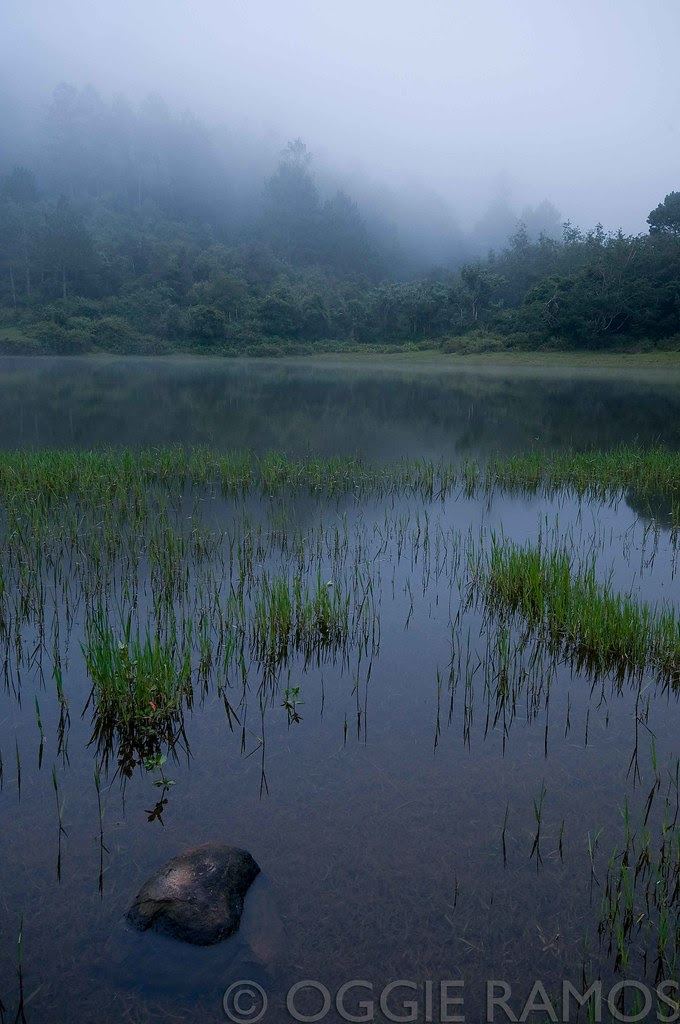 Sagada - Lake Danum Moody Blues II