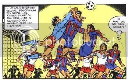 ¡Fútbol en acción!