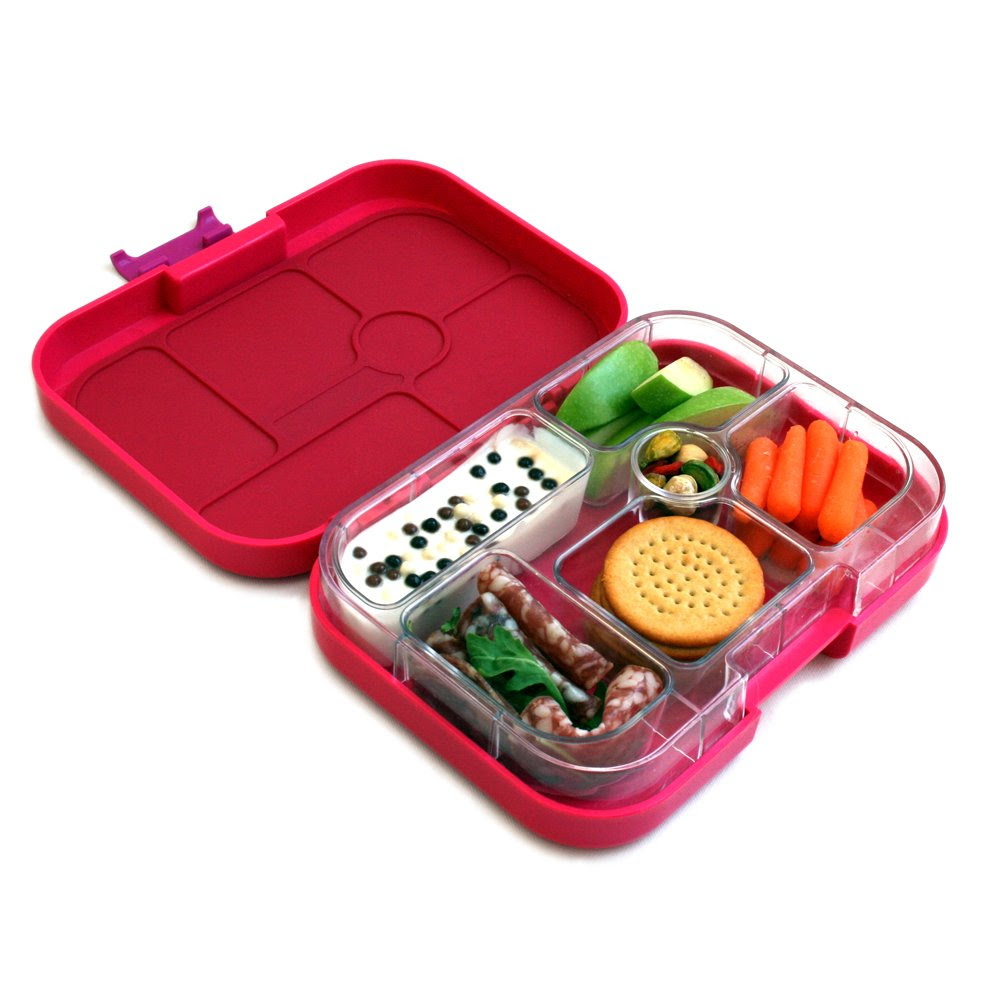 Easy Open Leakproof Bento Lunch Box