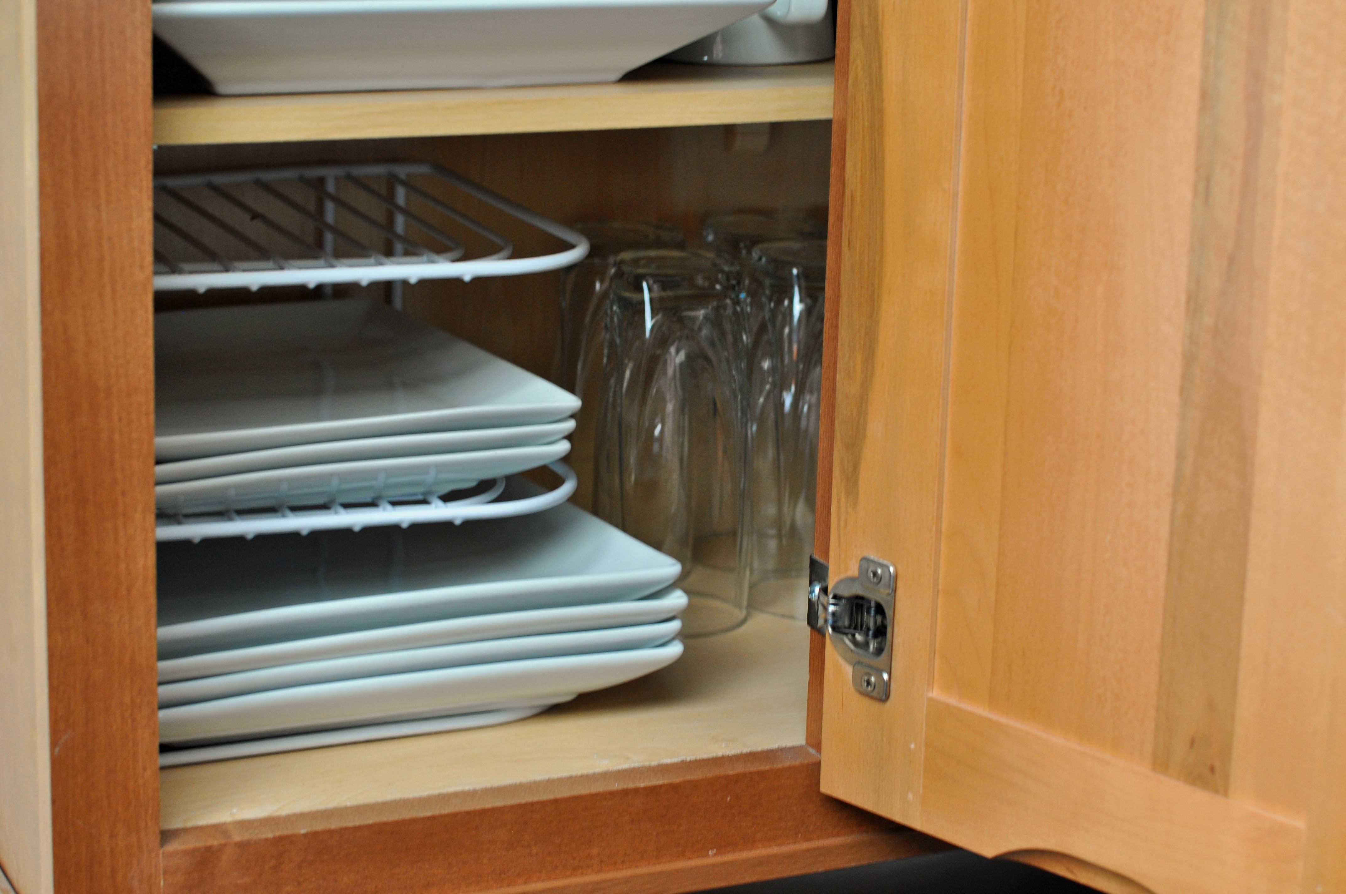 Adding a Decorative Touch To The Cabinets With Duck Brand ...