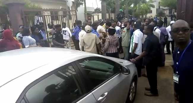 We Are Not Aware That Our Men Accompanied Suspended NHIS Boss – Police