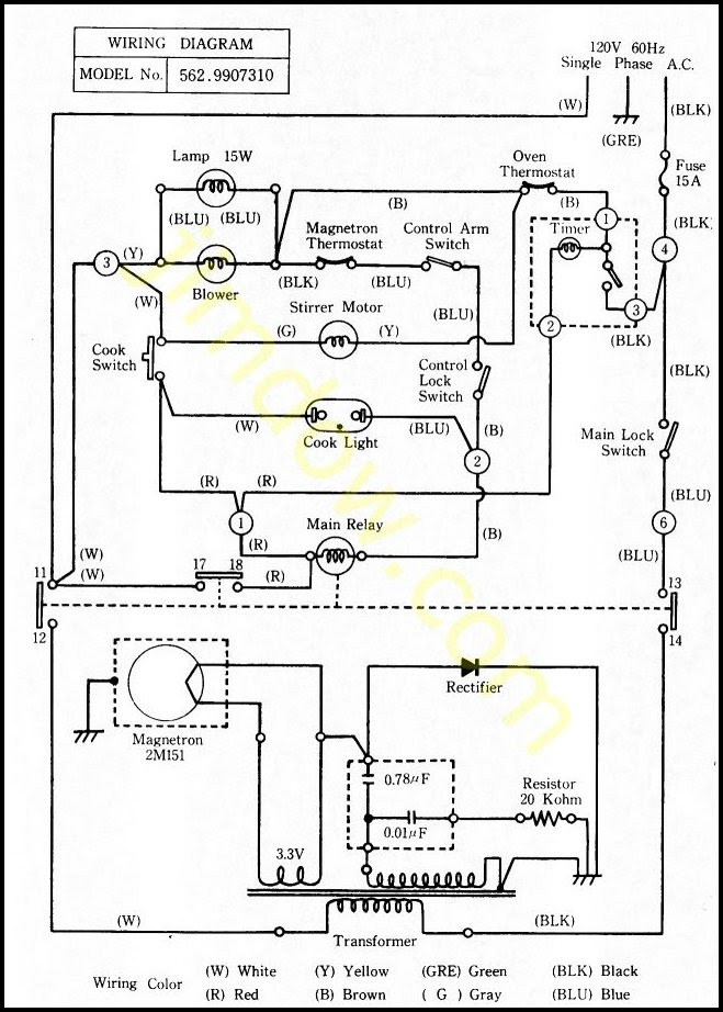 20 Inspirational Electric Oven Thermostat Wiring Diagram
