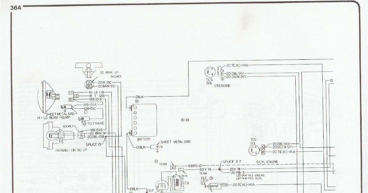 1992 Silverado Wiring Diagram