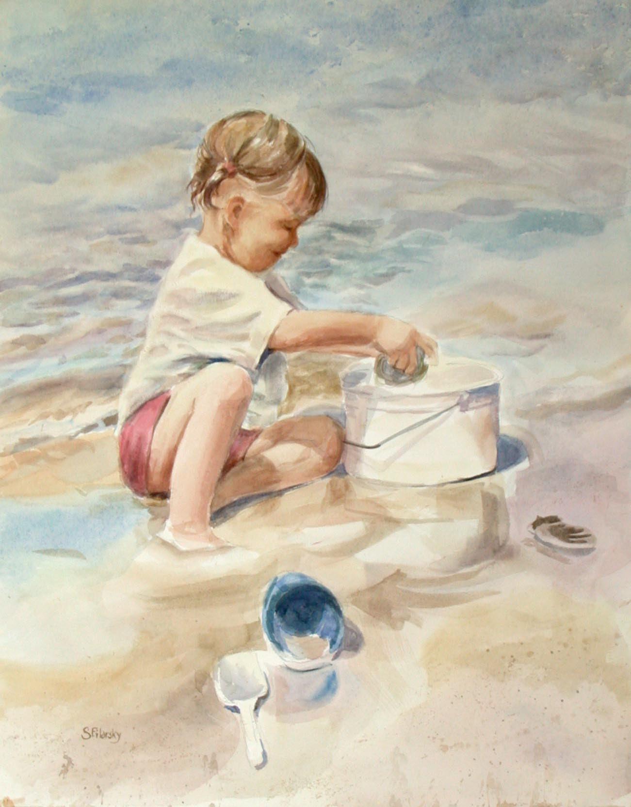 steve watercolor