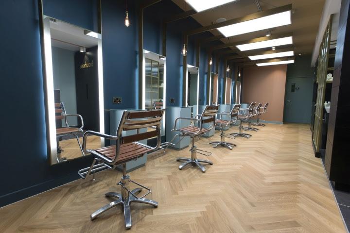hair salon \u00bb Retail Design Blog