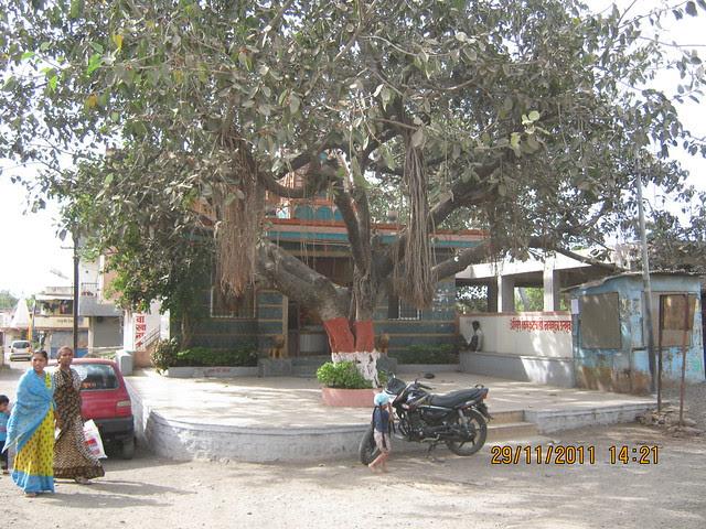 Temple at Kirkatwadi, Sinhgad Road, Pune 411 024