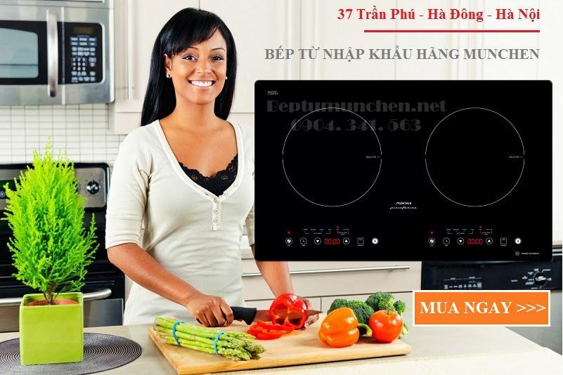 Bếp từ Munchen M50 nhập khẩu
