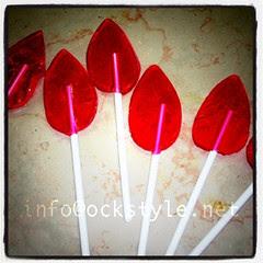 Paris - Lollipops at the Ritz