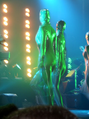 Goldfrapp Dancers