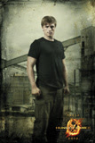 Hunger Games-Peeta in District 12 Planscher