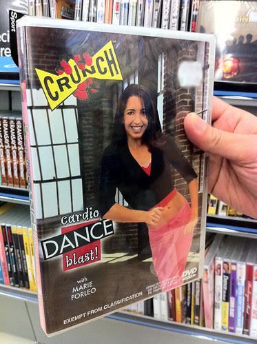 Crunch Cardion Dance Blast!