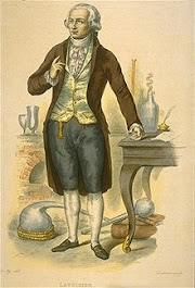 Biografía Corta de Lavoisier