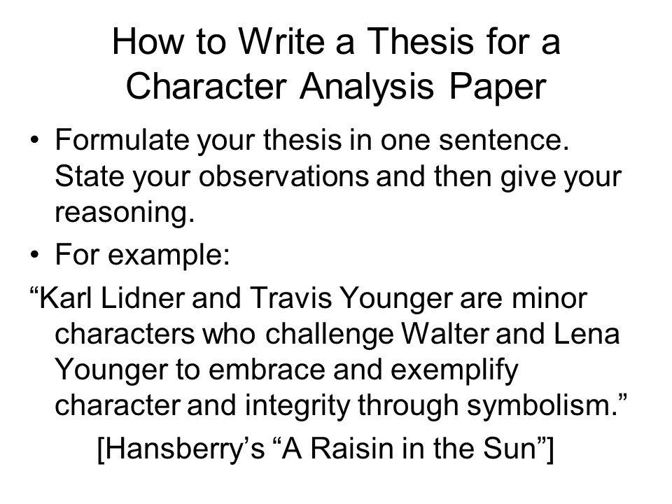 how to write a meta analysis paper
