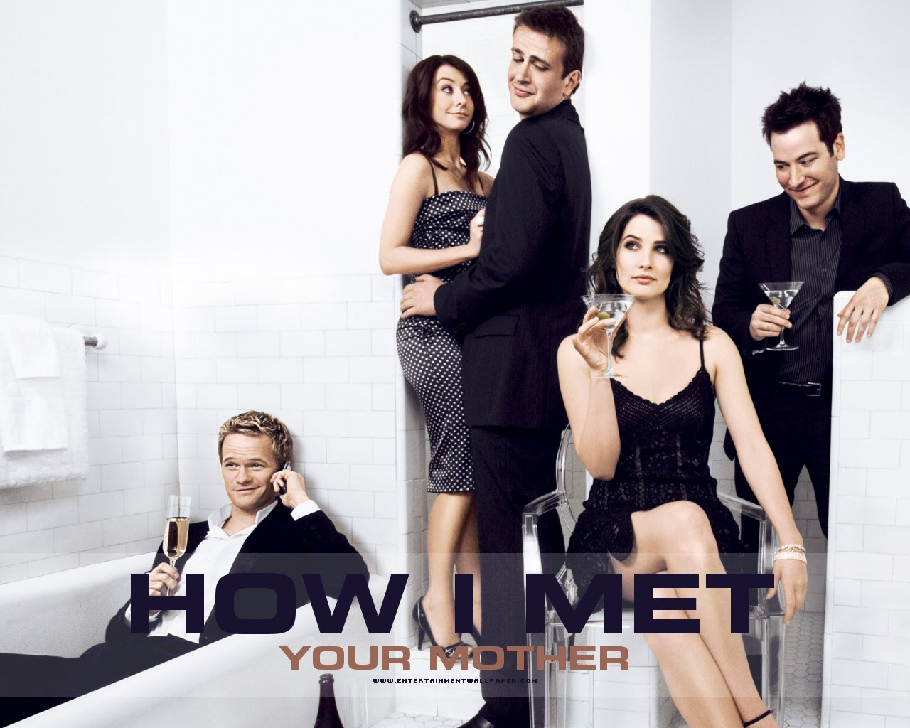 How I Met Your Mother Cast How I Met Your Mother E Alla Fine
