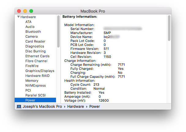 When Can AppleCare Replace a MacBook's Battery? - Mac Rumors