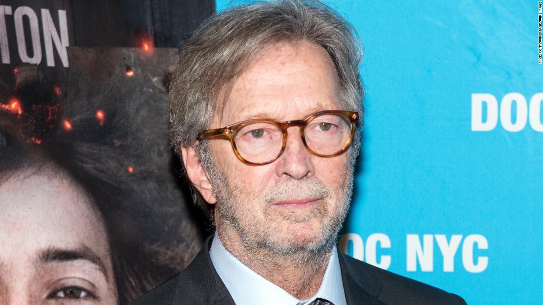 Eric Clapton: 'I'm going deaf'