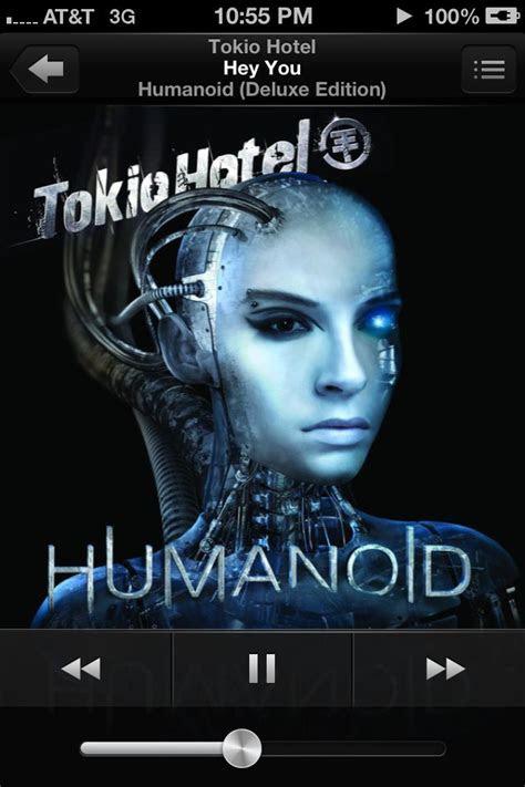 hey  tokio hotel tokio female cyborg
