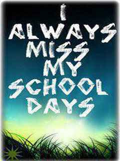 Quotes Images I Always Miss My School Days Wallpaper And Background