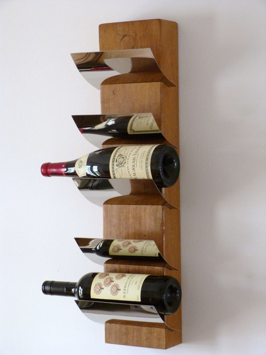 Upcycledrecycled Wooden Wine Racks Wood Reincarnation
