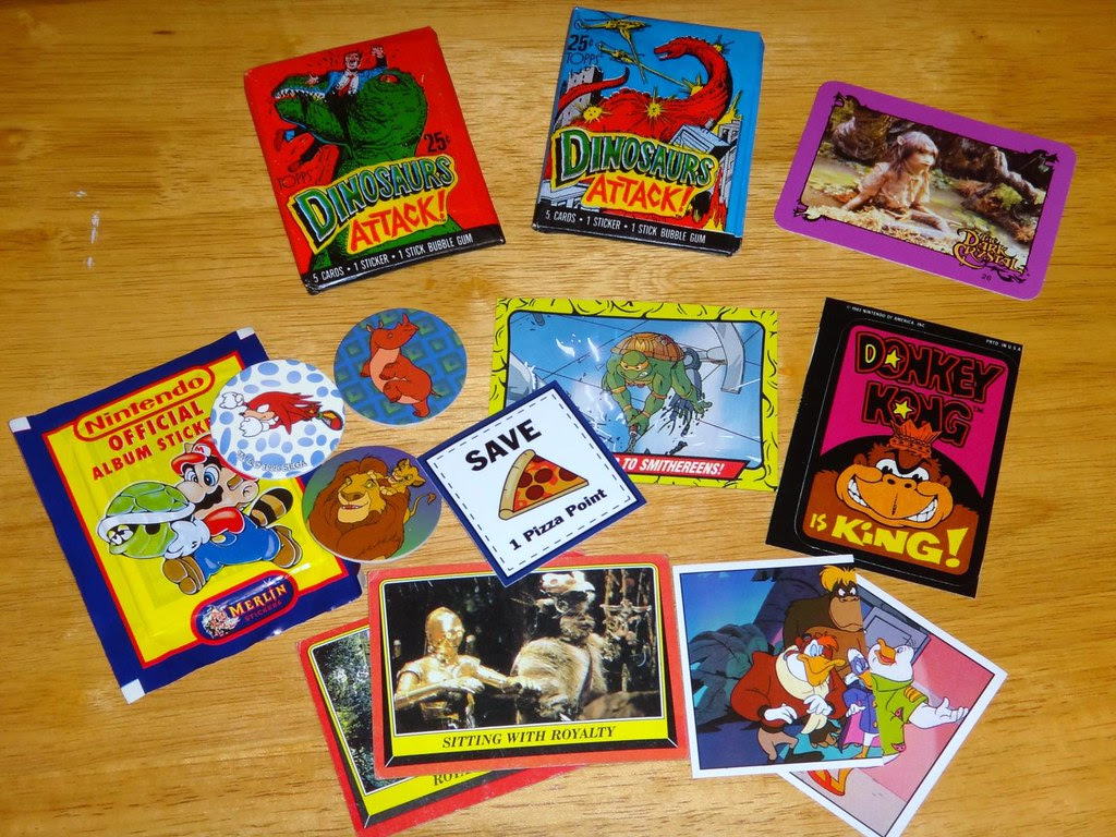 boxsome nostalgia pack dinosaurs attack