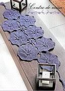вязание крючком, салфетки