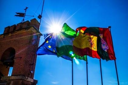 Жители Евросоюза стали оптимистичнее смотреть в будущее