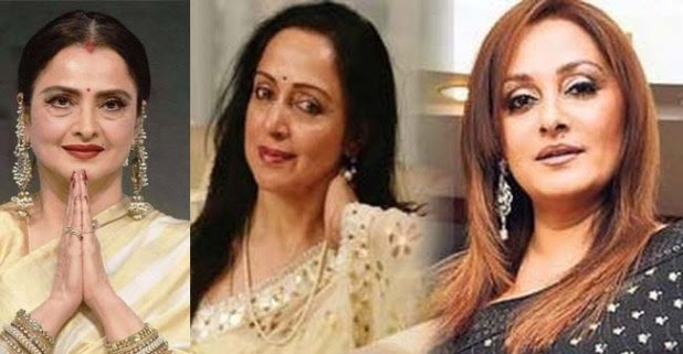 7 Bollywood Actresses who are also pretty successful as Politicians