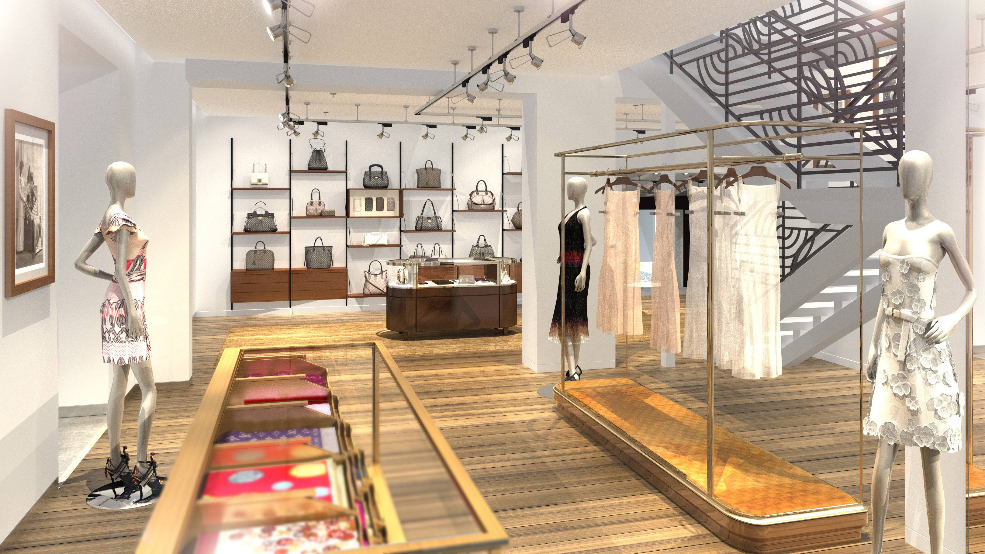 Louis Vuitton Announces New Location In Miamis Design District